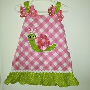 BOUTIQUE DRESS, GIRLS 3T, DARLING!